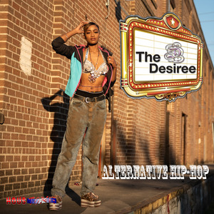 The Desiree Front Cover